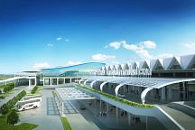 Construction of Phuket Terminal Enters Home Stretch