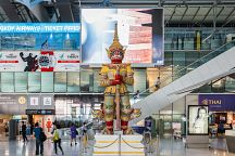 Bangkok's Suvarnabhumi International Wins World's Most Prestigious Airport Awards
