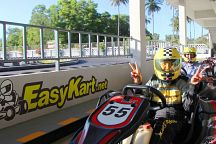 "It's ""Gentlemen: Start Your Engines!"" at Easy Kart"