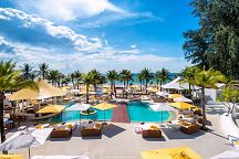 Phuket's Dream Beach Club an Exciting Party Venue
