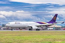 Thai Airways Sets Sights High