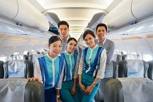 Bangkok Airways Named Among World's Most Punctual