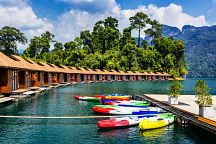 Khao Sok National Park Lauded by Vogue