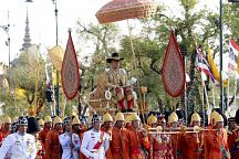 Thailand's King Maha Vajiralongkorn Crowned