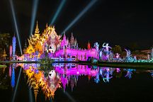 Light and Sound Festival Returns to Chiang Rai