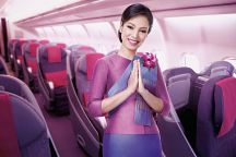 Thai Airways to Resume Flights to Russia