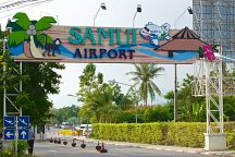 Samui International Airport Slated for Renovation